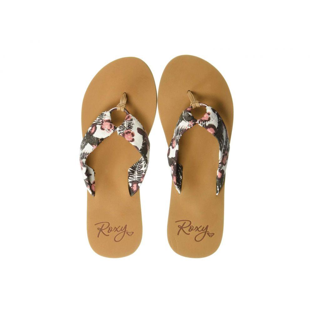 ロキシー Roxy レディース シューズ・靴 ビーチサンダル【Paia III】Ochre
