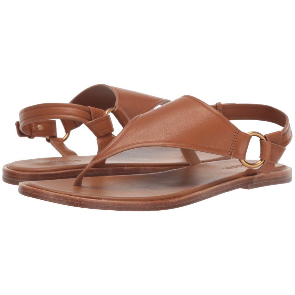 ヴィンス Vince レディース シューズ・靴 ビーチサンダル【Pharis】Hazelnut Lucca Leather