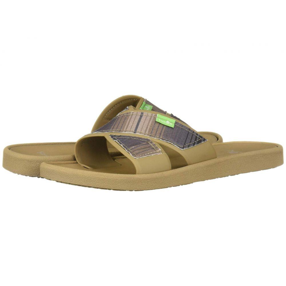 サヌーク Sanuk レディース シューズ・靴 ビーチサンダル【Beachwalker Slide TX】Tan Multi Fade