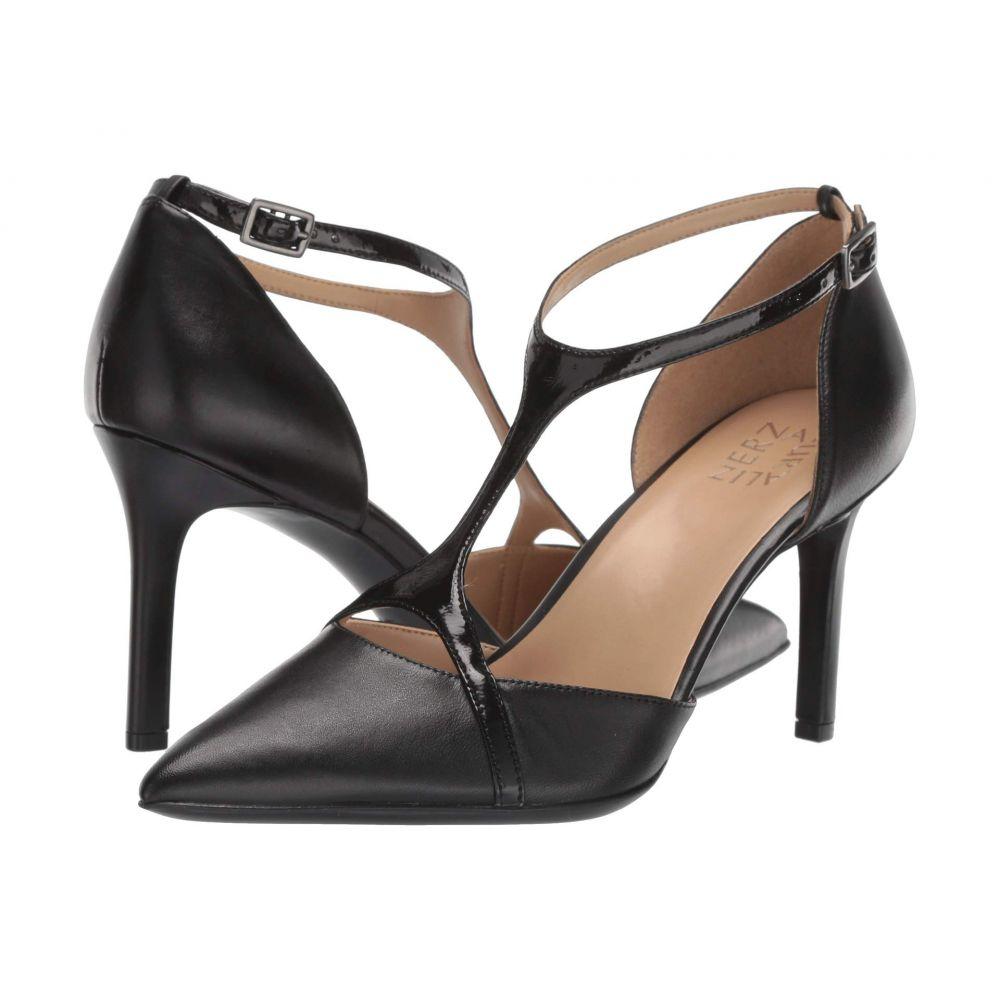 ナチュラライザー Naturalizer レディース シューズ・靴 パンプス【Andrea】Black Leather/Shiny