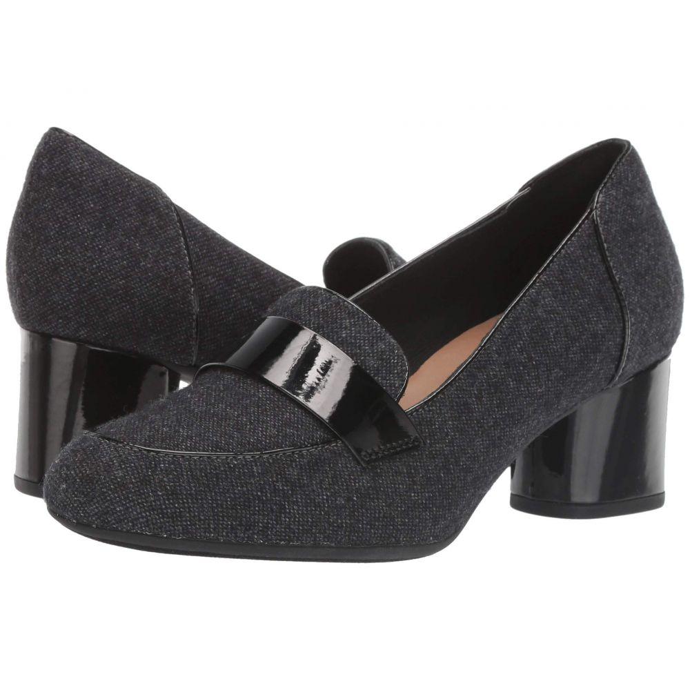 クラークス Clarks レディース シューズ・靴 パンプス【Un Cosmo Way】Grey Tweed/Patent Combination