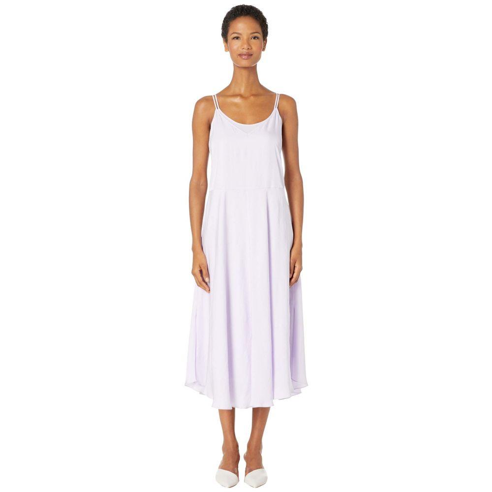 ヴィンス Vince レディース ワンピース・ドレス ワンピース【Double Layer Dress】Pale Iris