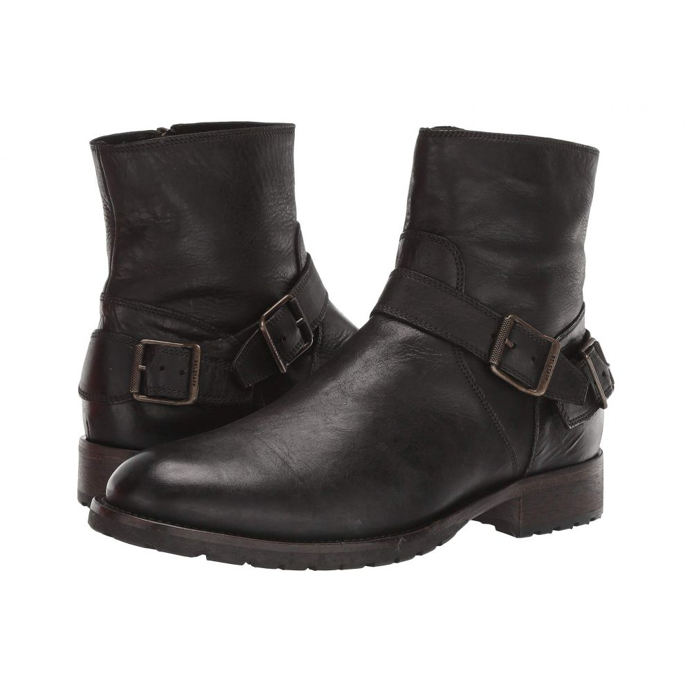 ベルスタッフ BELSTAFF メンズ シューズ・靴 ブーツ【Trailmaster Boot】Hand Waxed Black