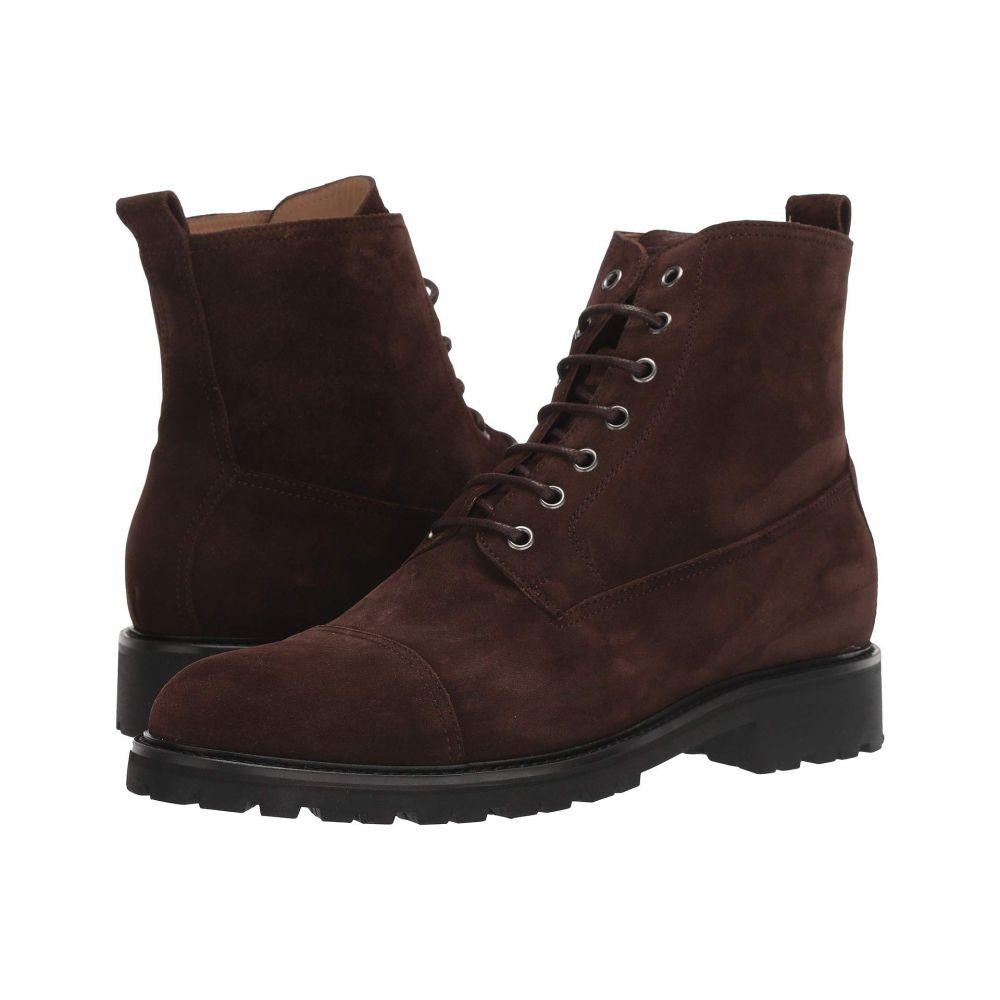 ベルスタッフ BELSTAFF メンズ シューズ・靴 ブーツ【New Alperton Boot】Dark Brown Suede