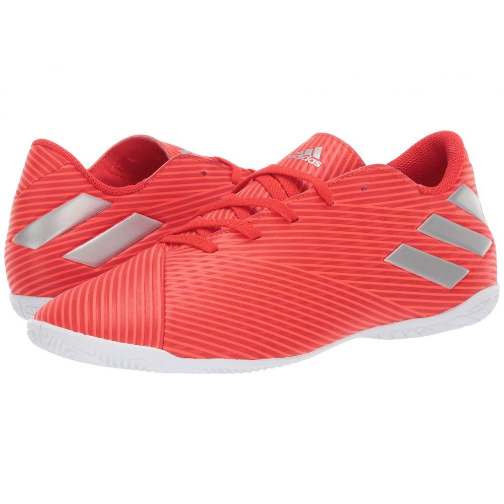 アディダス adidas メンズ サッカー シューズ・靴【Nemeziz 19.4 IN】Active Red/Silver Metallic/Solar Red
