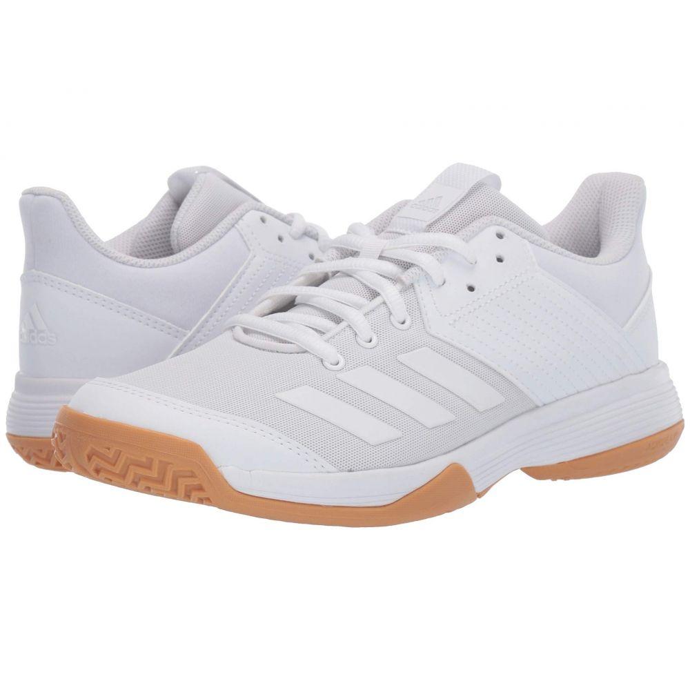 アディダス adidas レディース バレーボール シューズ・靴【Ligra 6】Footwear White/Footwear White/Gum M