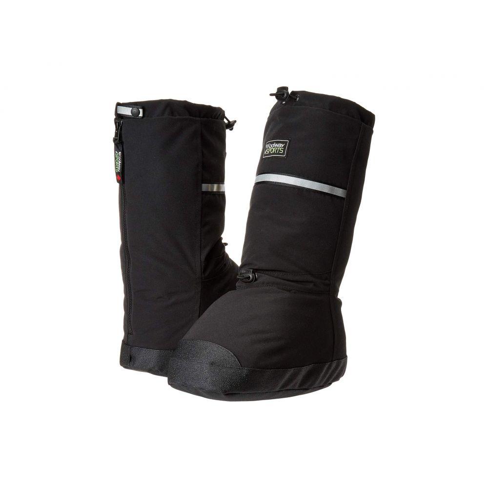 クールウェイスポーツ Koolway Sports レディース シューズ・靴 ブーツ【KoolBoots and Removable Socks】Black