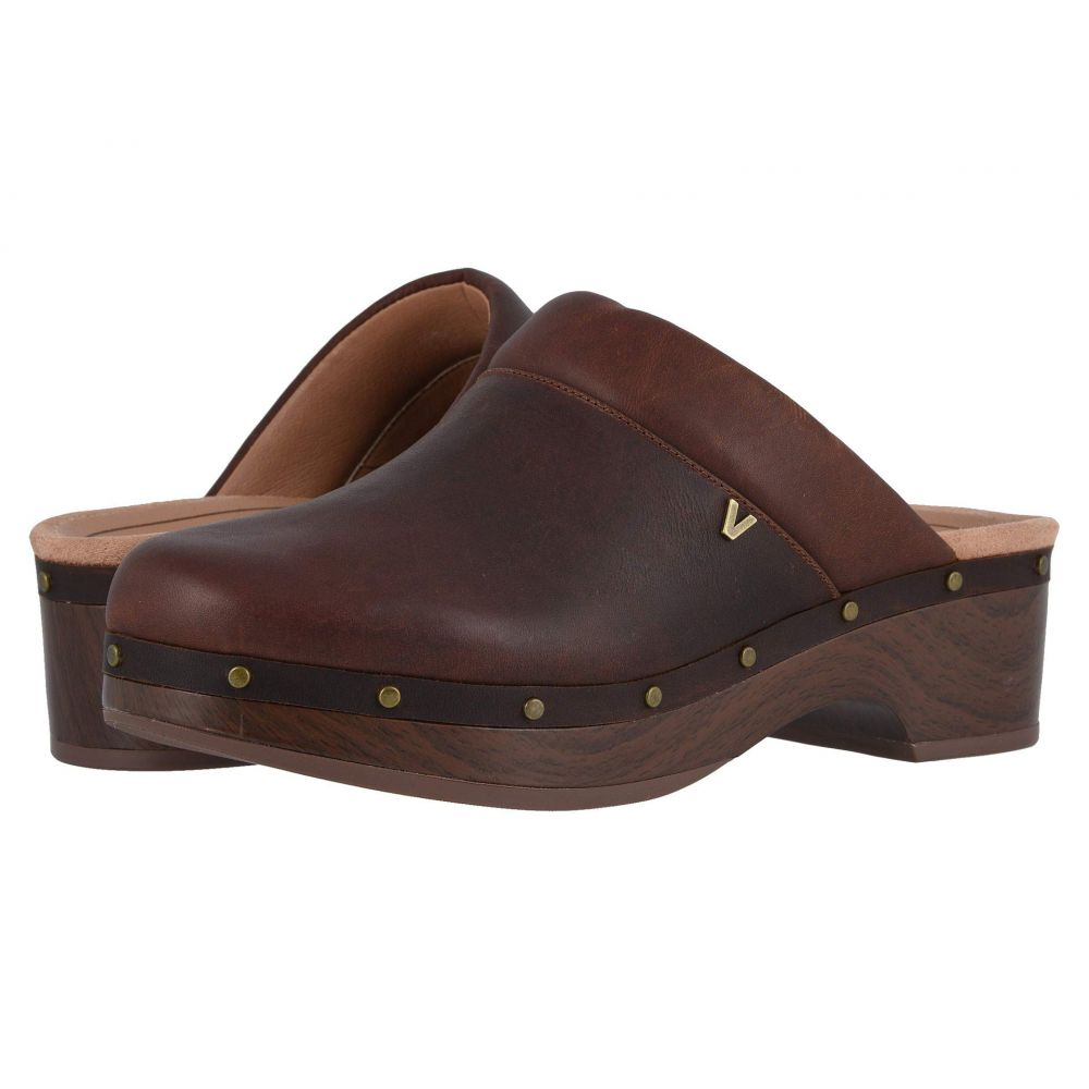 バイオニック VIONIC レディース シューズ・靴 サンダル・ミュール【Kacie Leather】Chocolate