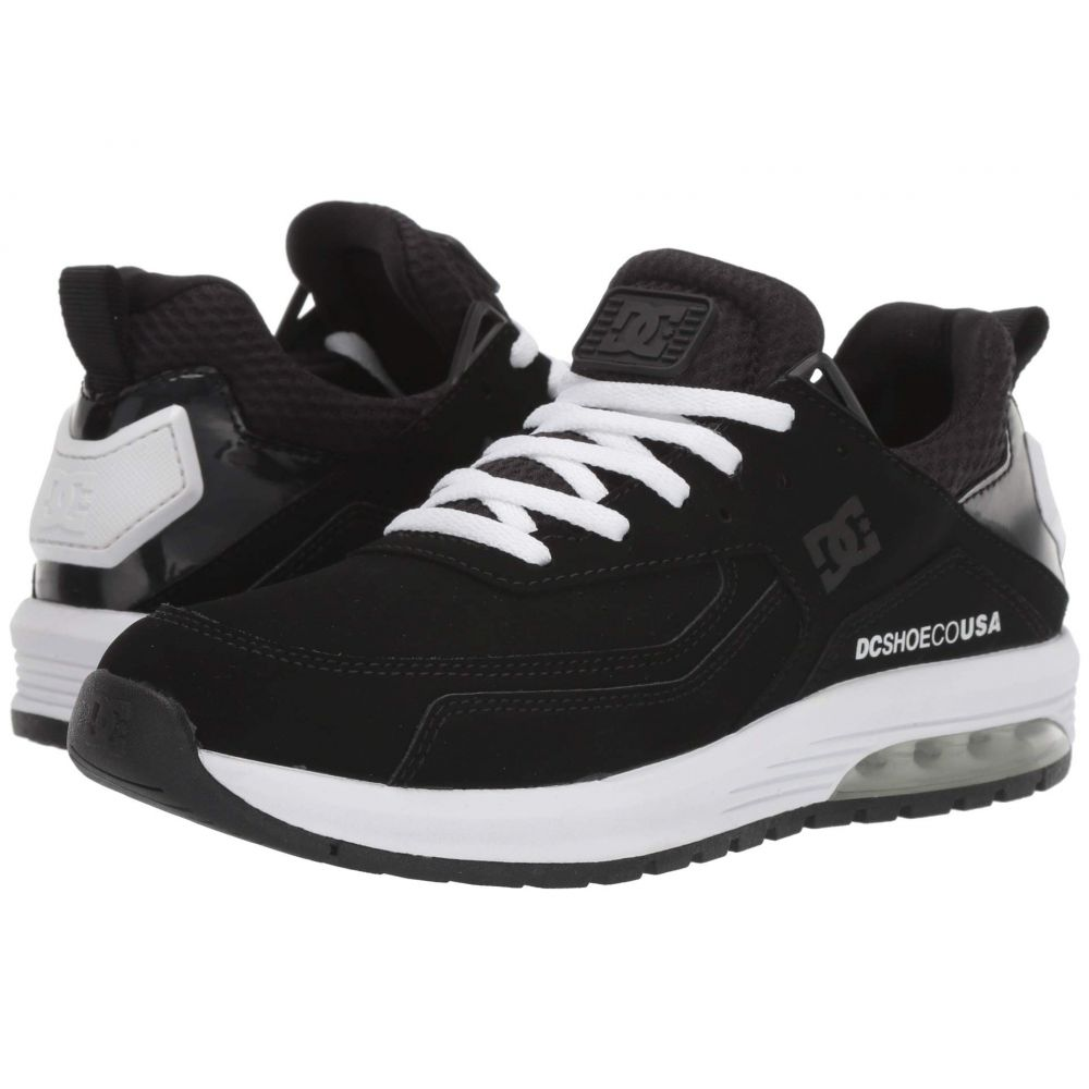 ディーシー DC レディース シューズ・靴 スニーカー【Vandium】Black/White