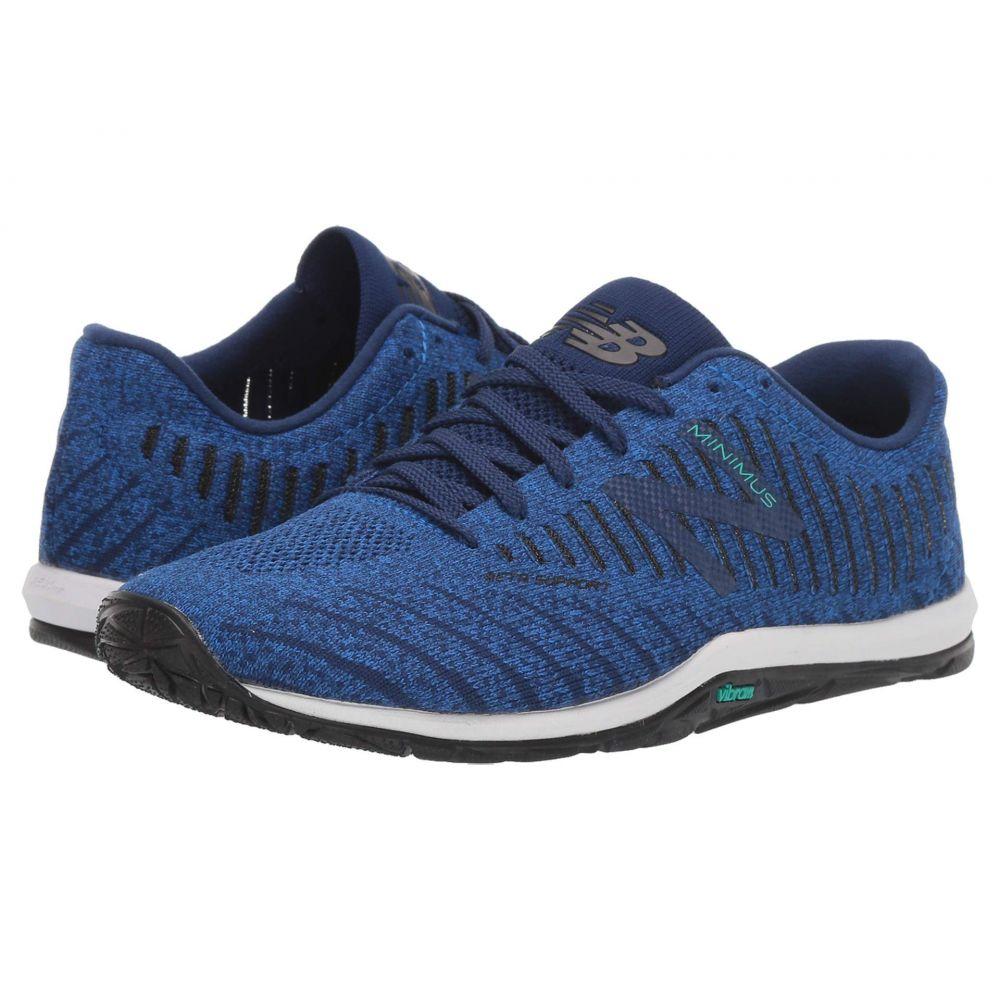 ニューバランス New Balance レディース シューズ・靴 スニーカー【Minimus 20v7】Vivid Cobalt/Techtonic Blue