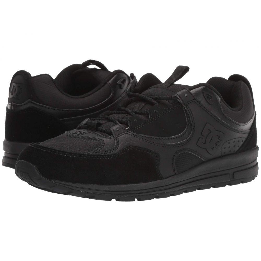 ディーシー DC メンズ シューズ・靴 スニーカー【Kalis Lite】Black/Black/Black