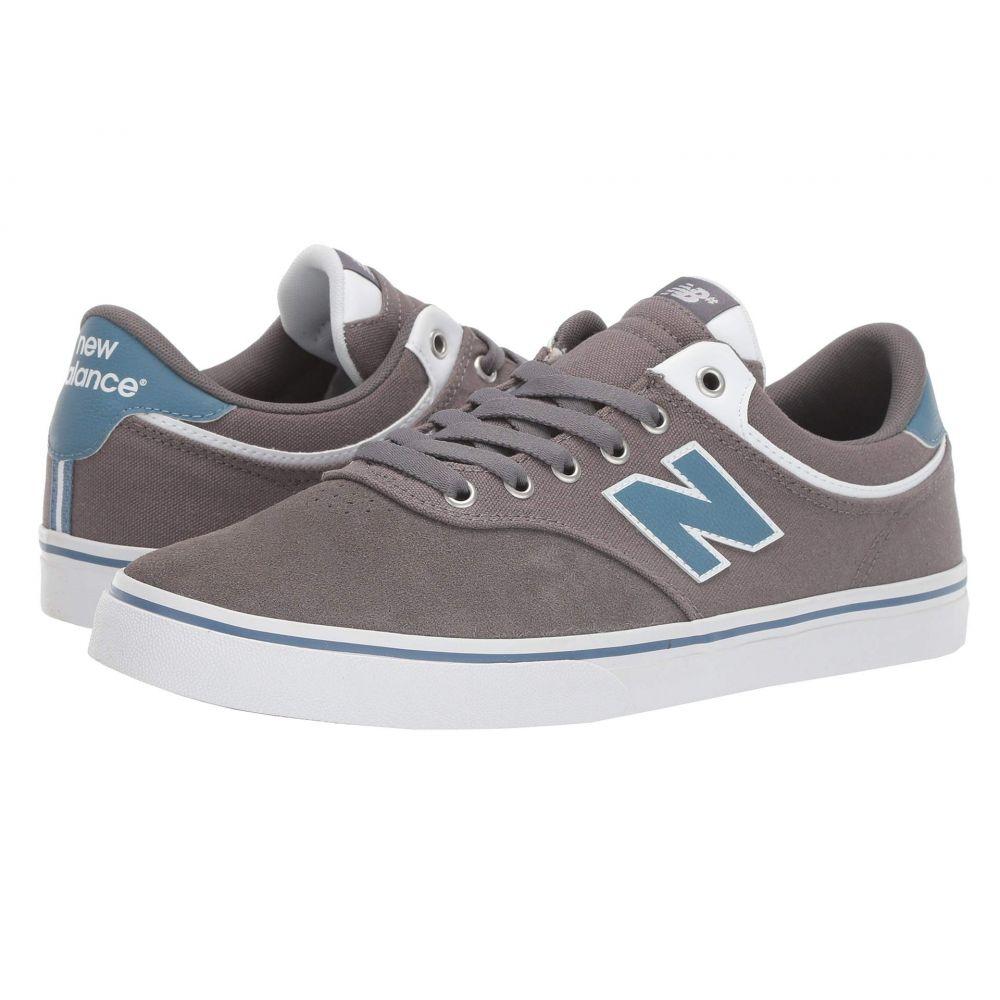 ニューバランス New Balance Numeric メンズ シューズ・靴 スニーカー【NM255】Grey/Navy