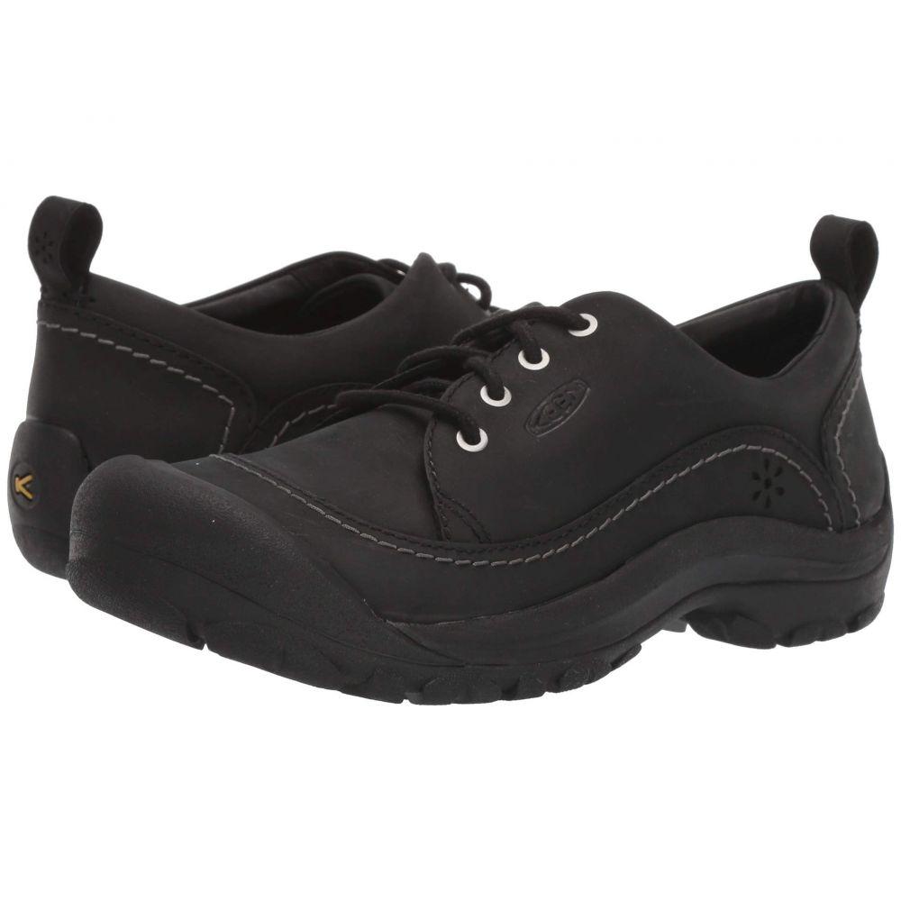 キーン Keen レディース シューズ・靴 スニーカー【Kaci II Oxford】Black/Black