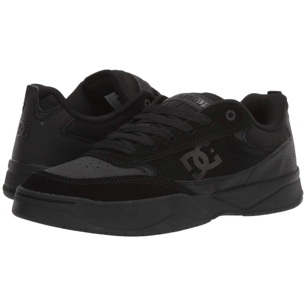 ディーシー DC メンズ シューズ・靴 スニーカー【Penza】Black/Black