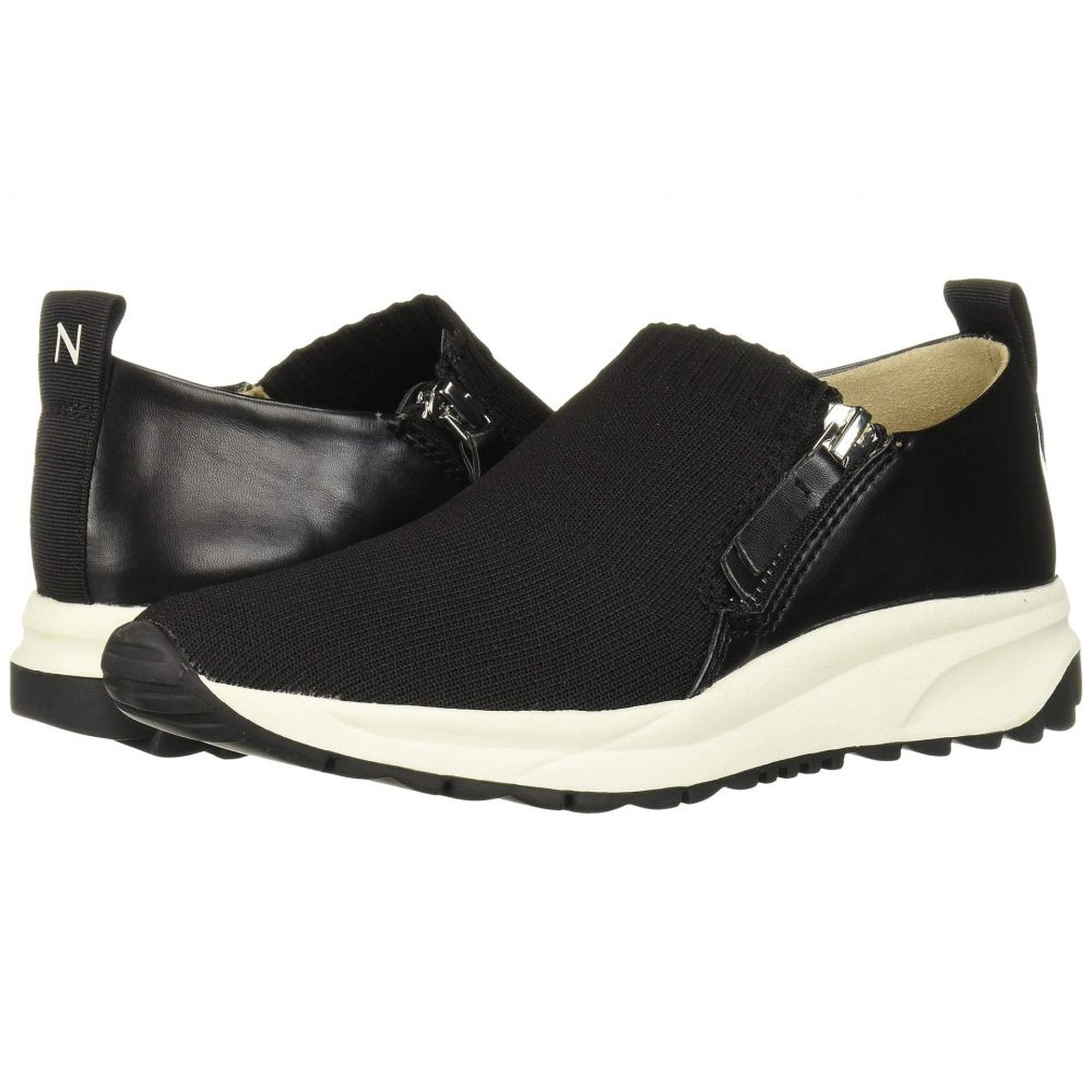 ナチュラライザー Naturalizer レディース シューズ・靴 スニーカー【Stephanie】Black Flyknit Fabric