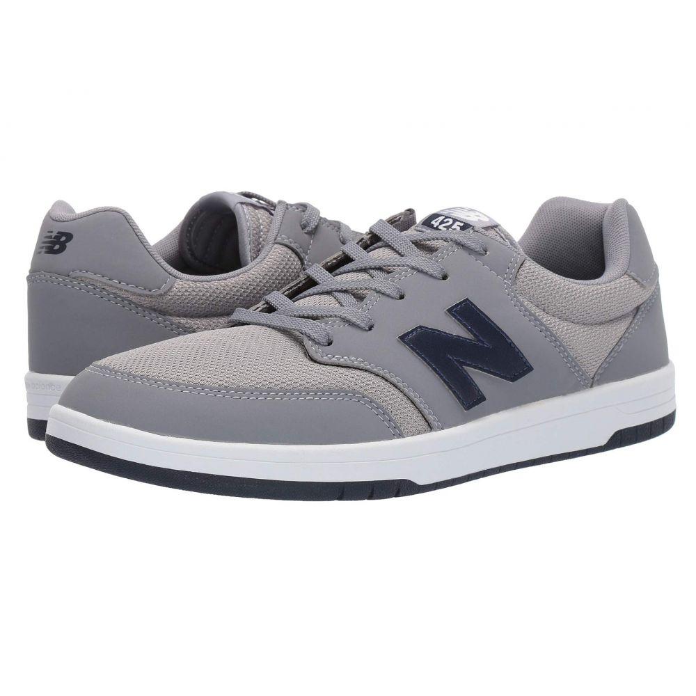 ニューバランス New Balance Numeric メンズ シューズ・靴 スニーカー【425】Grey/Navy