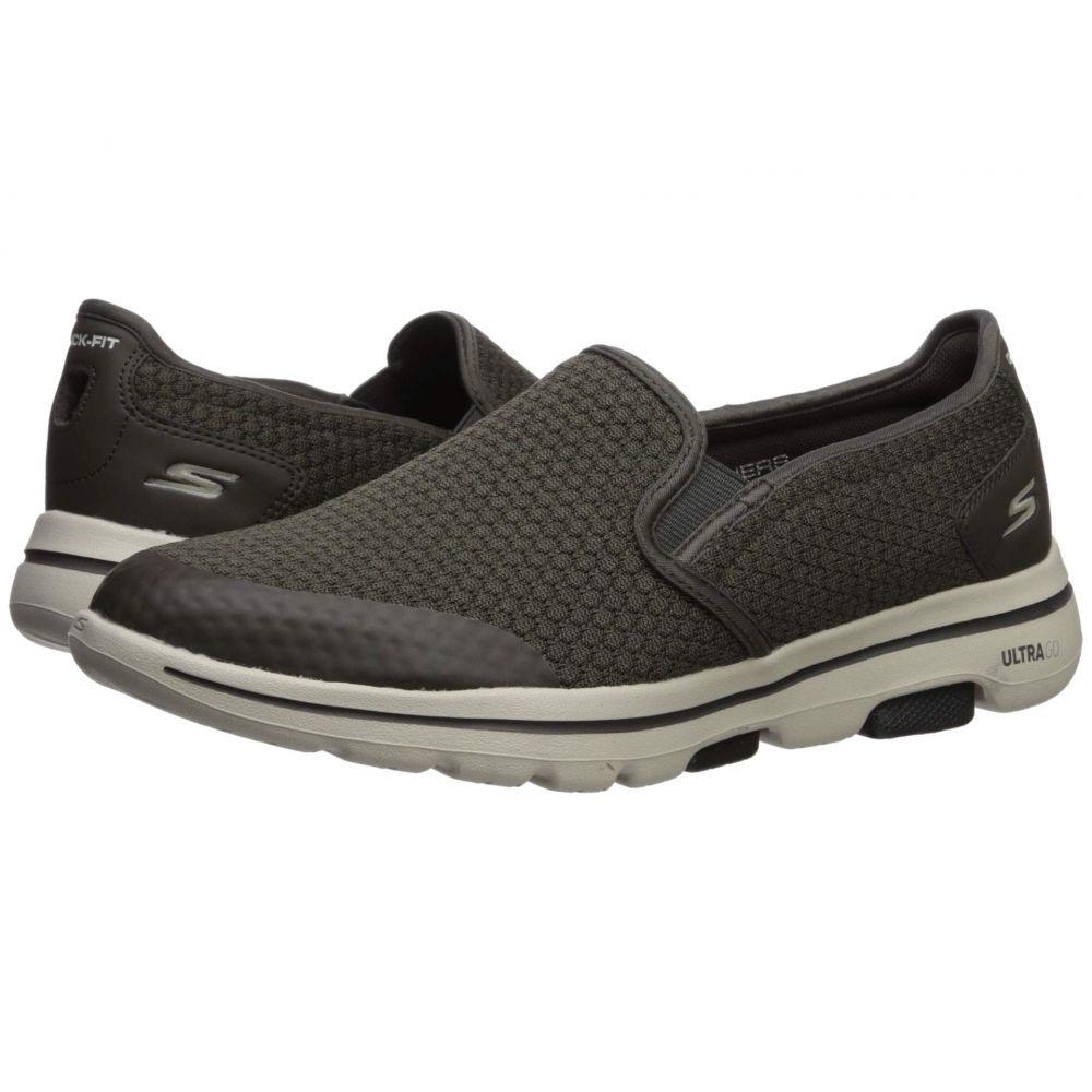 スケッチャーズ SKECHERS Performance メンズ シューズ・靴 スニーカー【Go Walk 5 - Apprize】Olive