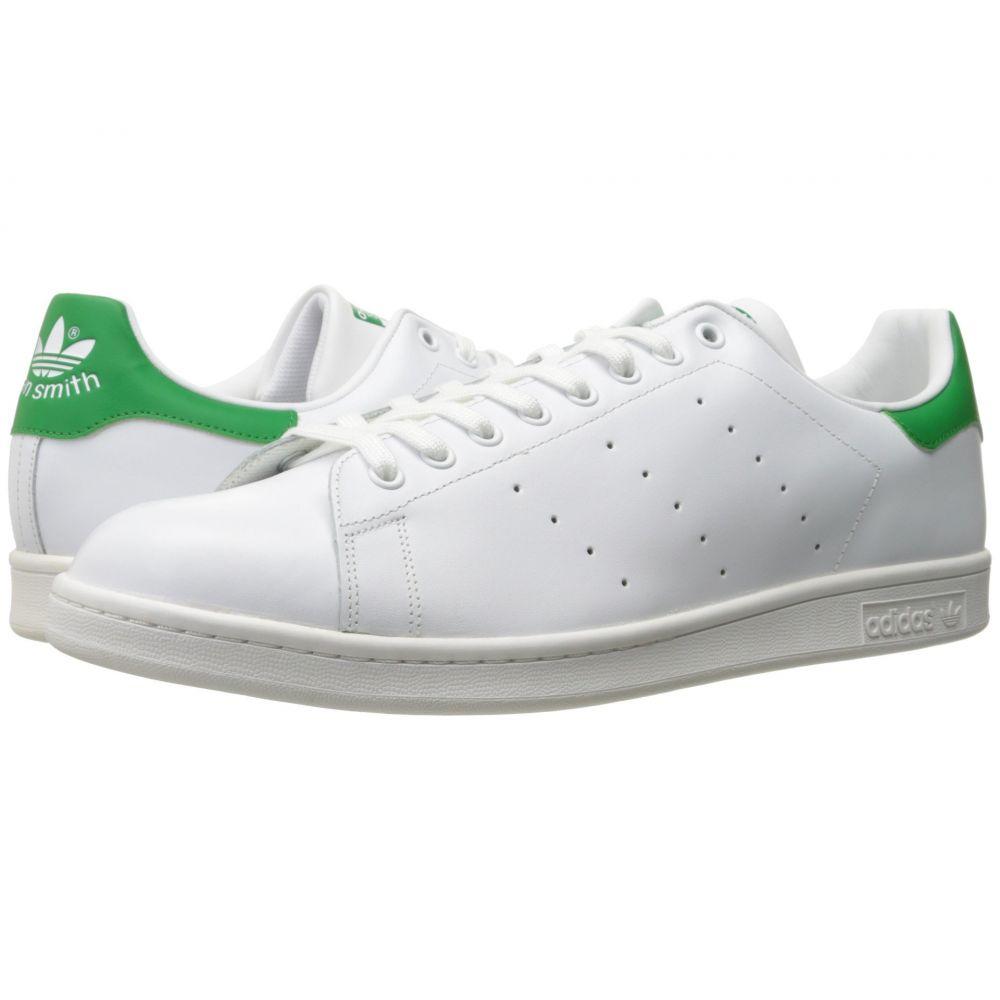 アディダス adidas Originals メンズ シューズ・靴 スニーカー【Stan Smith】White/White/Green