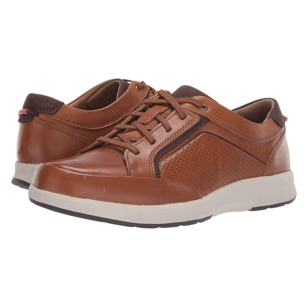クラークス Clarks メンズ シューズ・靴 スニーカー【Un Trail Form】Tan Leather