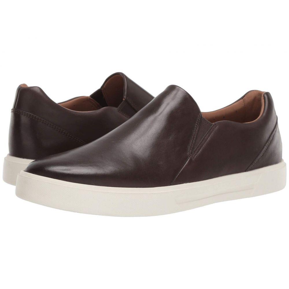 クラークス Clarks メンズ シューズ・靴 スニーカー【Un Costa Step】Brown Leather