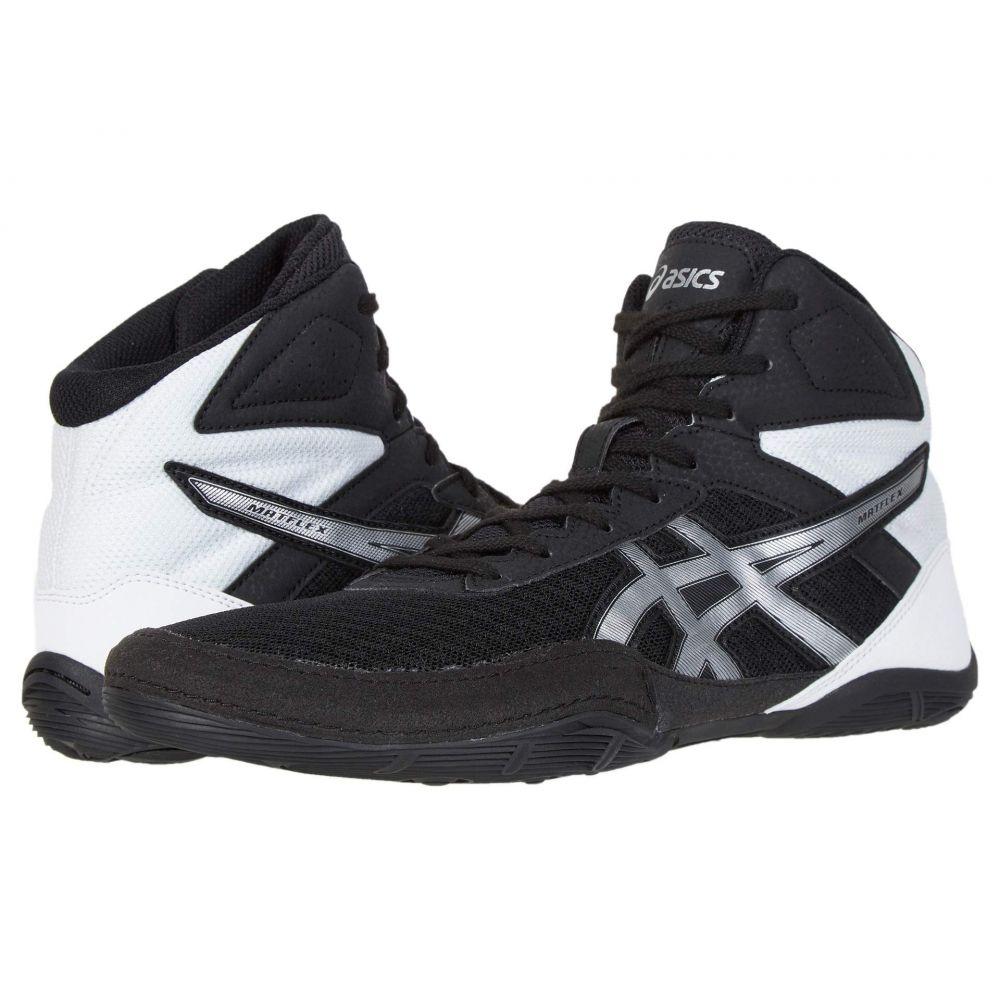 アシックス ASICS メンズ シューズ・靴 スニーカー【Matflex 6】Black/Silver