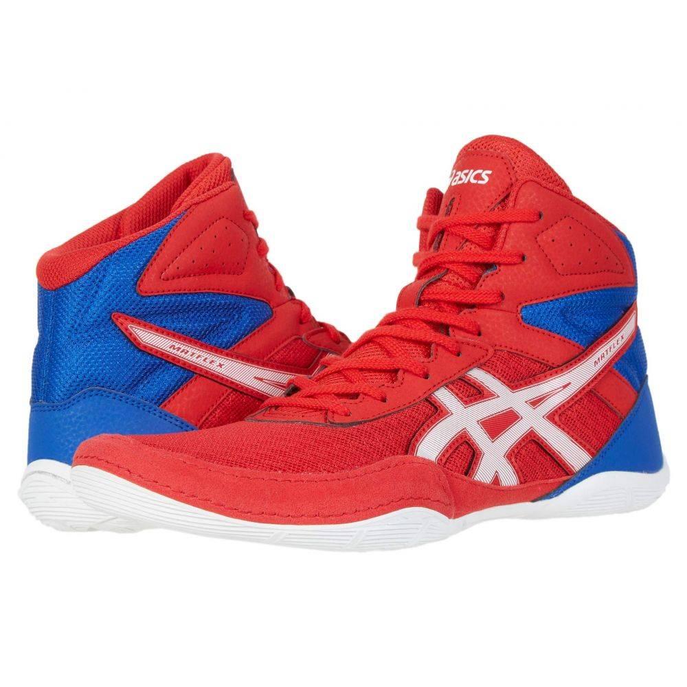 アシックス ASICS メンズ シューズ・靴 スニーカー【Matflex 6】Classic Red/White