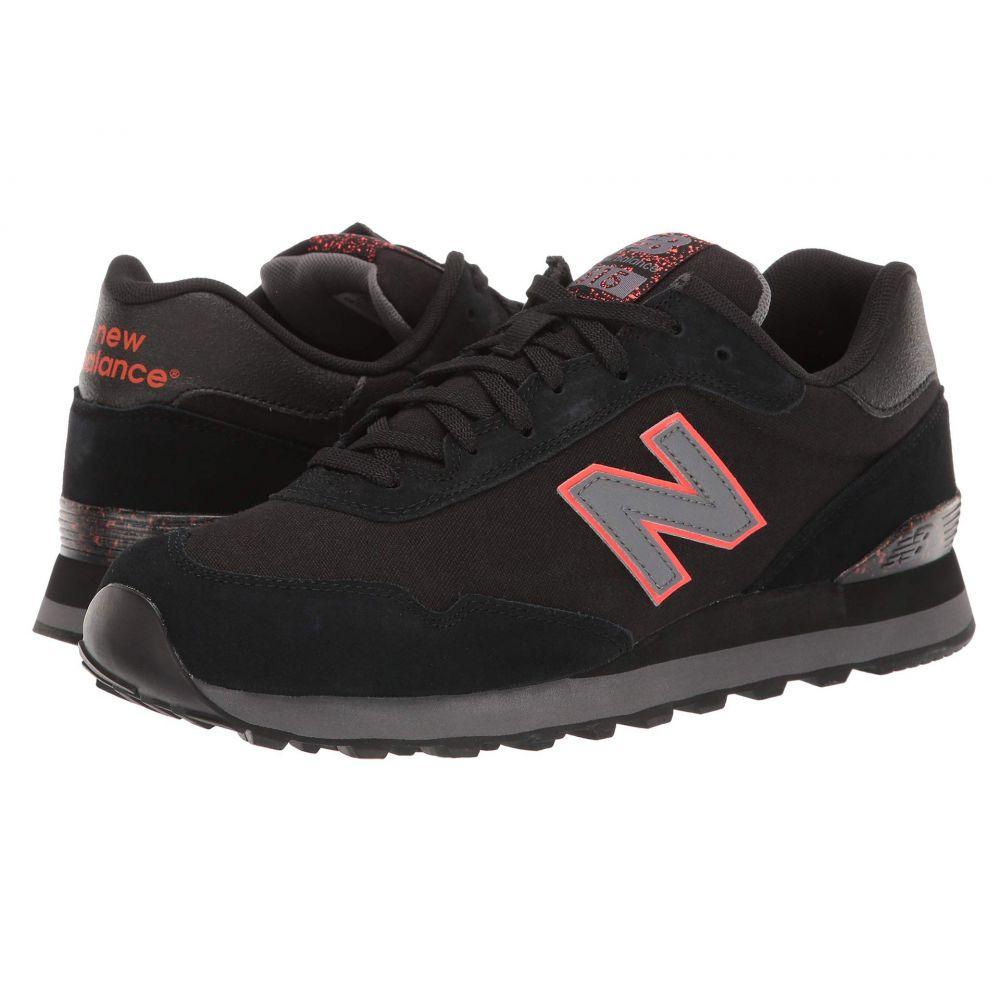 ニューバランス New Balance Classics メンズ シューズ・靴 スニーカー【ML515v1-USA】Black/Castlerock
