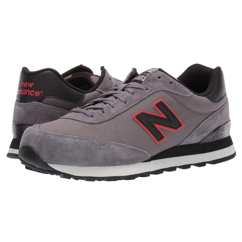 ニューバランス New Balance Classics メンズ シューズ・靴 スニーカー【ML515v1-USA】Castlerock/Black