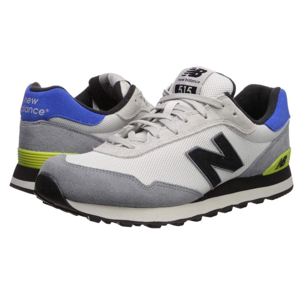ニューバランス New Balance Classics メンズ シューズ・靴 スニーカー【ML515v1-USA】Nimbus Cloud/Sulphur Yellow