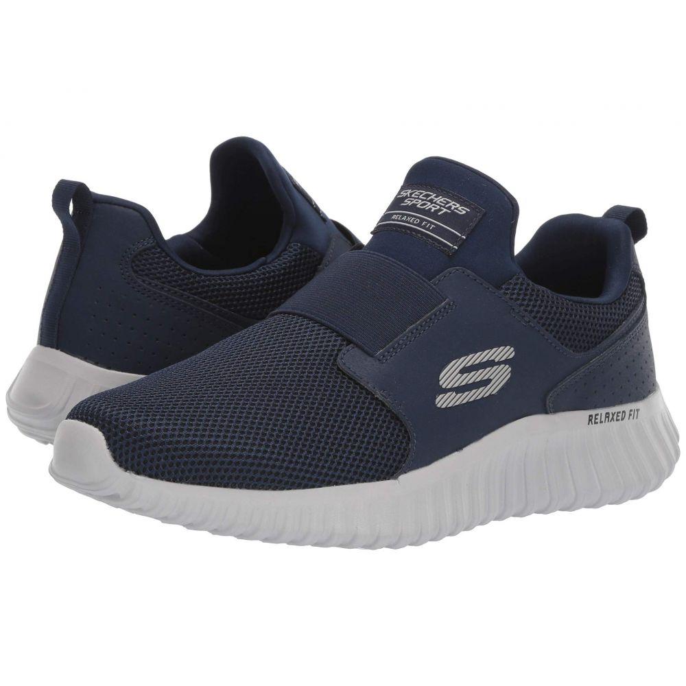 スケッチャーズ SKECHERS メンズ シューズ・靴 スニーカー【Depth Charge 2.0】Navy