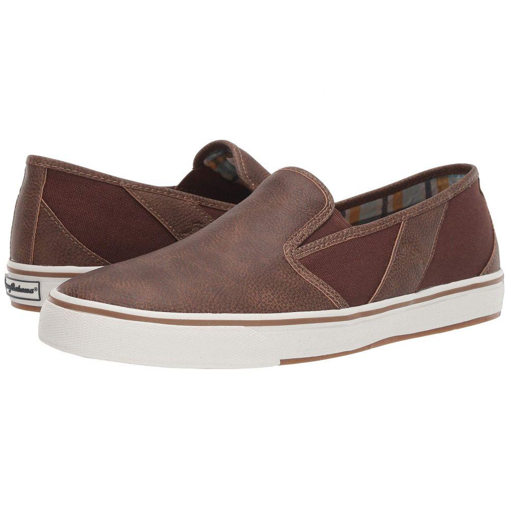トミー バハマ Tommy Bahama メンズ シューズ・靴 スニーカー【Pacific Palms】Brown Vegan Leather