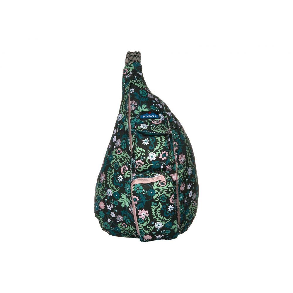 カブー KAVU レディース バッグ バックパック・リュック【Rope Bag】Whimsical Meadow