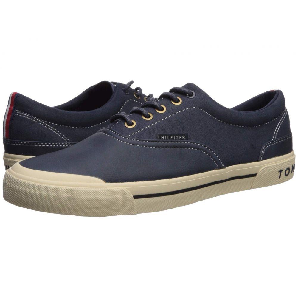 トミー ヒルフィガー Tommy Hilfiger メンズ シューズ・靴 スニーカー【Pallet6】Dark Blue