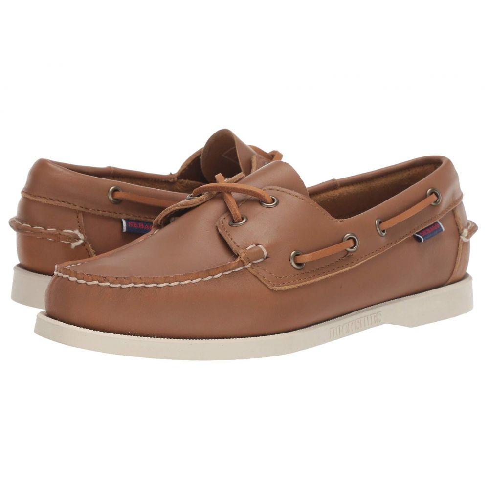 セバゴ Sebago レディース シューズ・靴【Dockside Portland】Brown/Tan