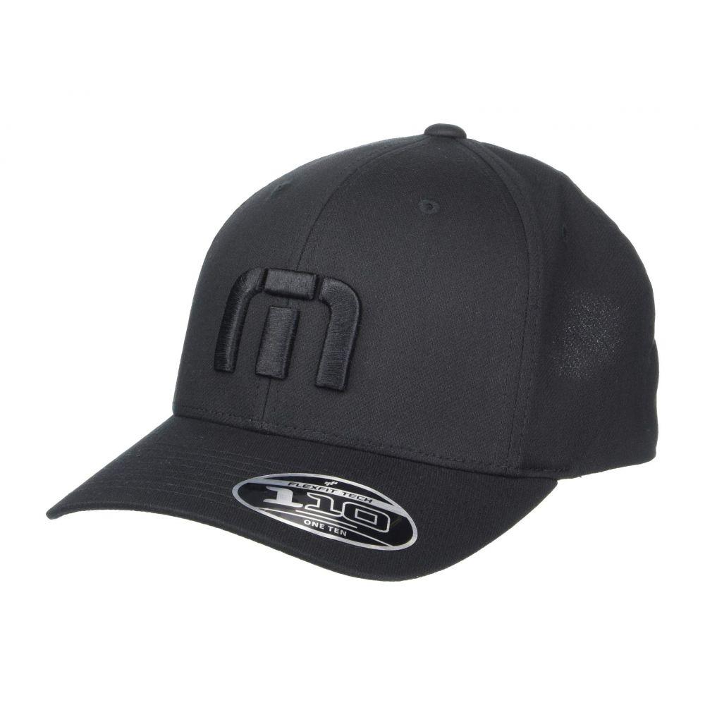 (お得な特別割引価格) トラビスマシュー TravisMathew メンズ 帽子 キャップ【Leezy Hat】Black, N-PLANNING 6a1b8830