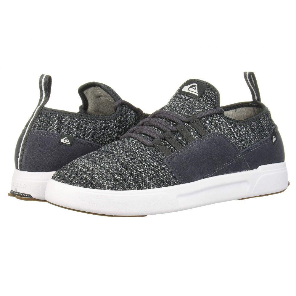 クイックシルバー Quiksilver メンズ シューズ・靴 スニーカー【Winter Stretch Knit】Black/Grey/White