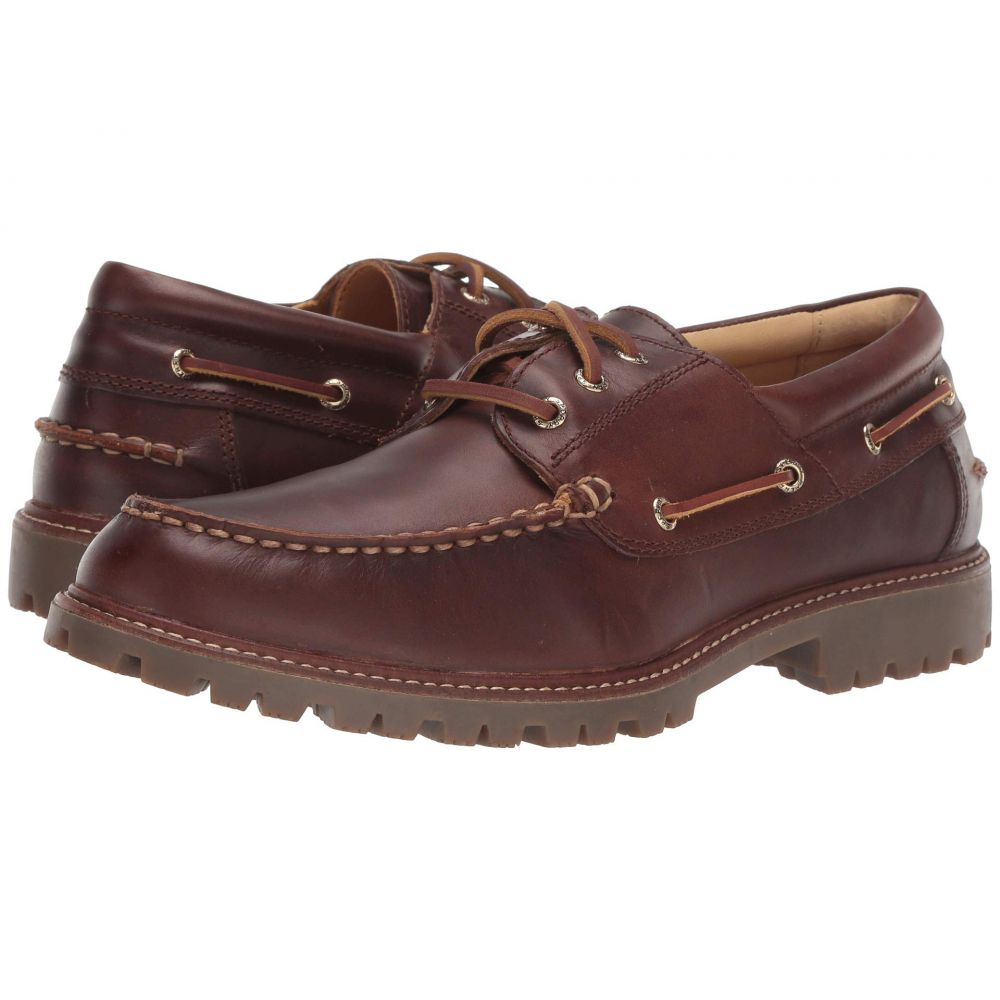 スペリー A/O Sperry 3-Eye】Brown メンズ シューズ メンズ・靴 デッキシューズ【Gold A/O Lug 3-Eye】Brown, JEWELCAKE:22bcb25b --- officewill.xsrv.jp