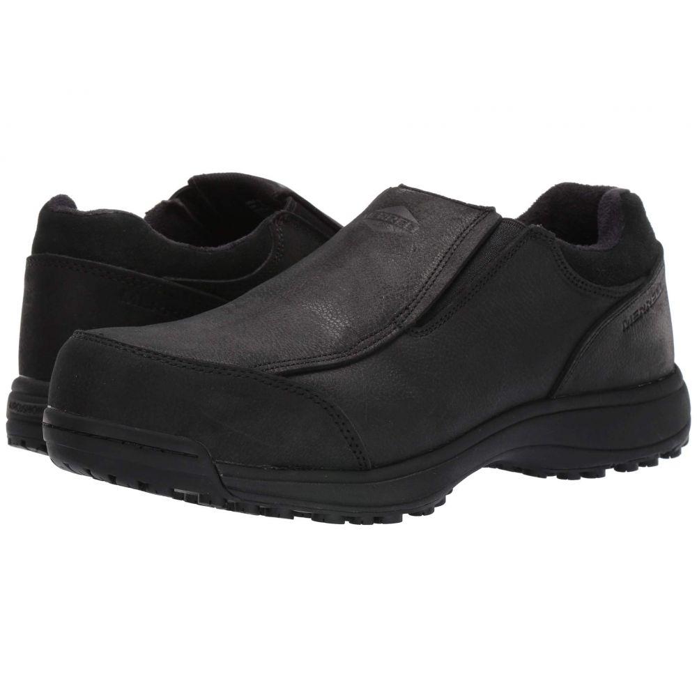 メレル Merrell Work メンズ シューズ・靴 スニーカー【Sutton Moc ST】Black