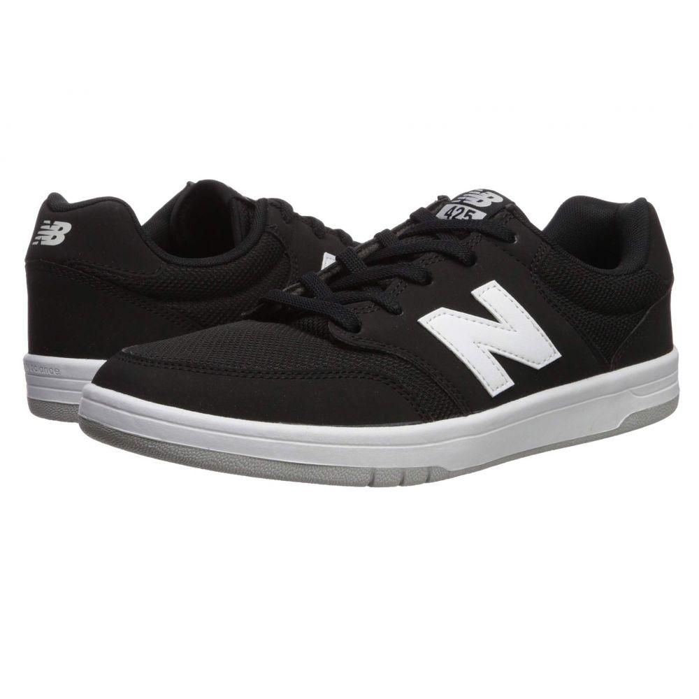 ニューバランス New Balance Numeric メンズ シューズ・靴 スニーカー【425】Black/White