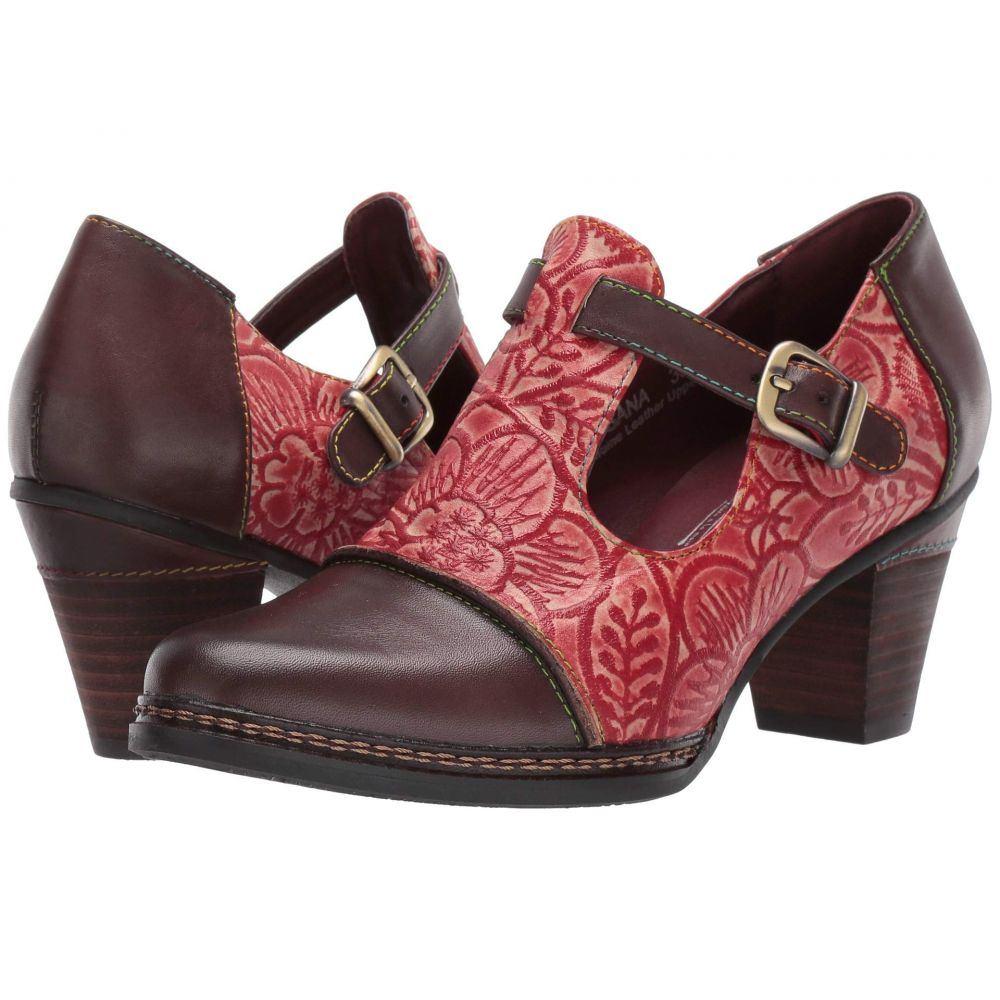 スプリングステップ L'Artiste by Spring Step レディース シューズ・靴 パンプス【Susana】Brown Multi