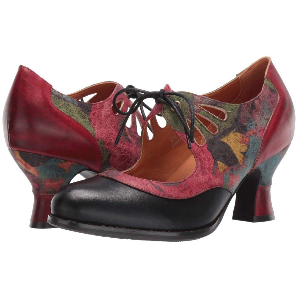 スプリングステップ L'Artiste by Spring Step レディース シューズ・靴 パンプス【Kallandra】Black Multi