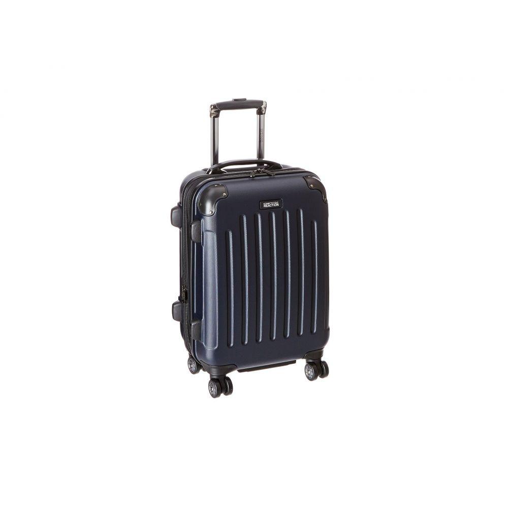 コール Law Against The レディース 20' ケネス バッグ Luggage】Navy Kenneth Cole Carry-On スーツケース・キャリーバッグ【Renegade Reaction