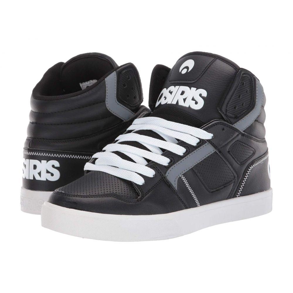 オサイラス Osiris メンズ シューズ・靴 スニーカー【Clone】Black/White