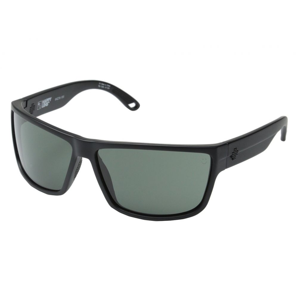 スパイ Spy Optic レディース メガネ・サングラス【Rocky】Soft Matte Black/HD Plus Gray Green