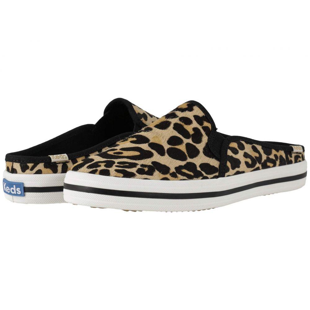 ケイト スペード Keds x kate spade new york レディース シューズ・靴 スニーカー【Double Decker Mule】Leopard