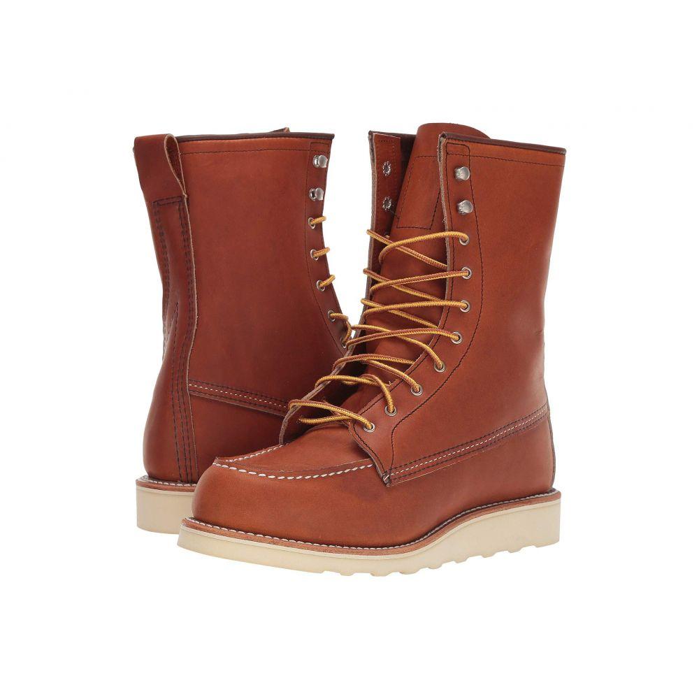 レッドウィング Red Wing Heritage レディース シューズ・靴 ブーツ【8' Moc Toe】Oro Legacy