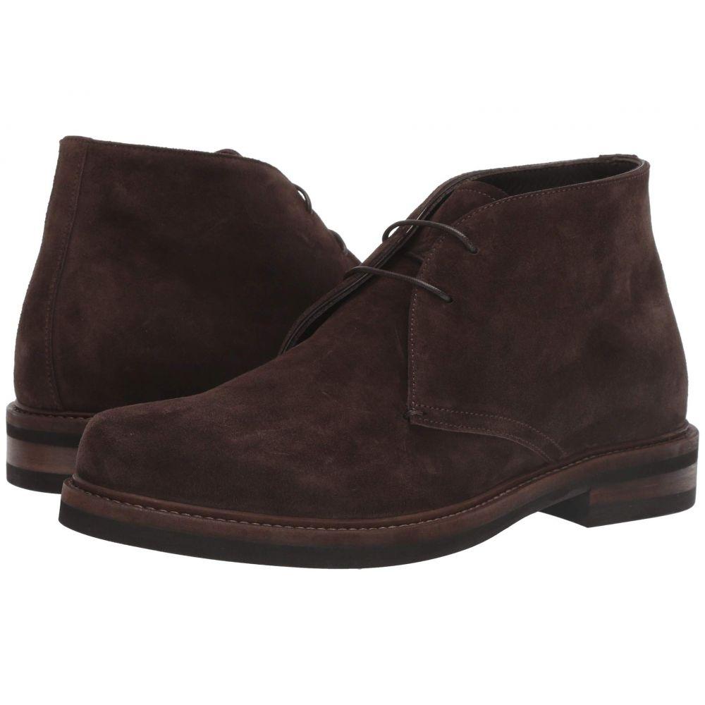 カナーリ Canali メンズ シューズ・靴 ブーツ【Suede Ankle Boot】Brown