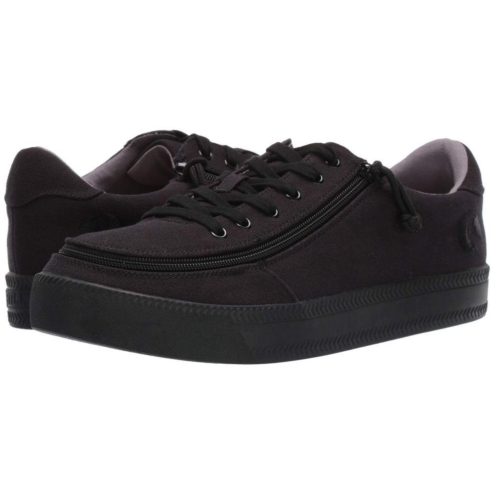 ビリーフットウェア BILLY Footwear メンズ シューズ・靴 スニーカー【Classic Lace Low Canvas】Black to The Floor