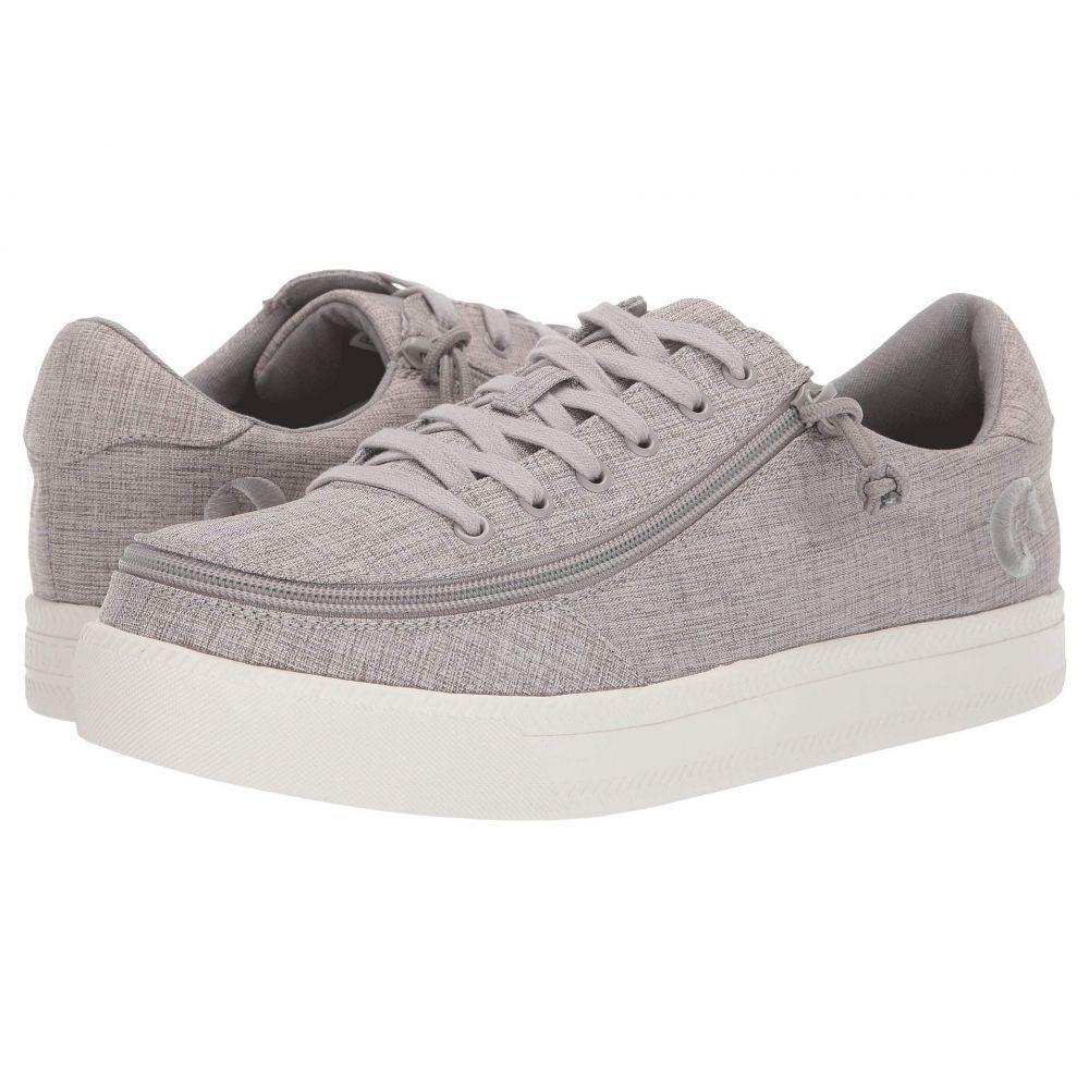 ビリーフットウェア BILLY Footwear メンズ シューズ・靴 スニーカー【Classic Lace Low Chambray】Grey Jersey