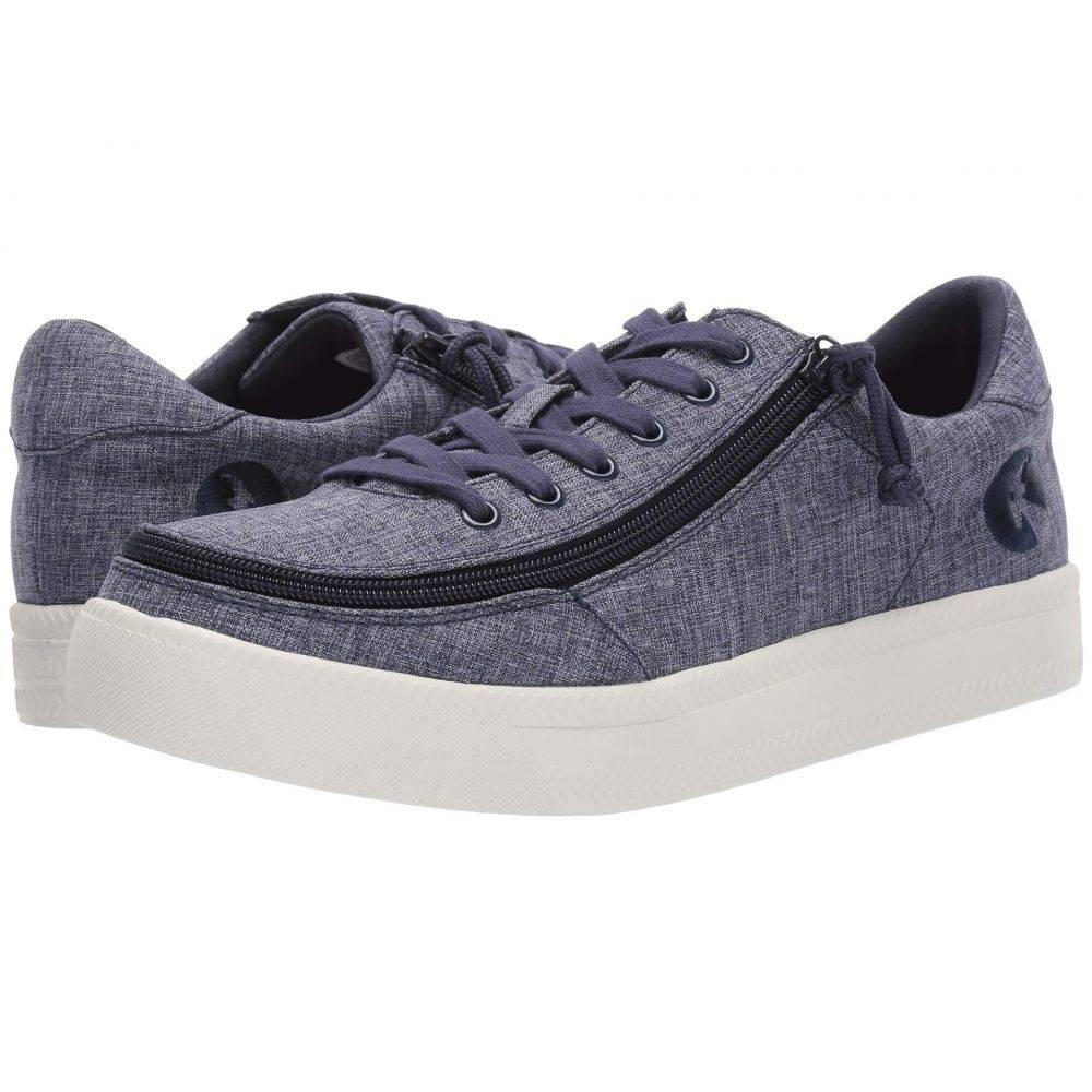 ビリーフットウェア BILLY Footwear メンズ シューズ・靴 スニーカー【Classic Lace Low Chambray】Navy Jersey